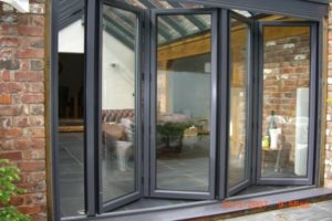 Bi-Fold / Sliding Folding Door Installations