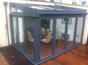 Domestic Aluminium Windows, Doors & Conservatories