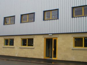 Commercial Aluminium Double Glazing Projects