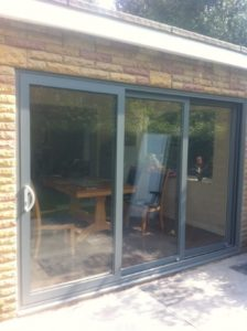 Nationwide Aluminium Double Glazing Contracts