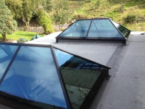 High Performance Lantern Roofs Manchester
