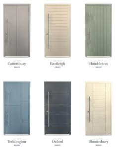 Aluminium Doors Manchester
