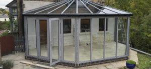 Commercial & Domestic Aluminium Double Glazing