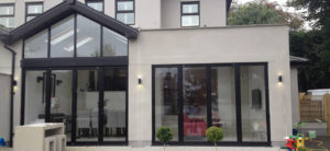 Commercial & Domestic Aluminium Double Glazing