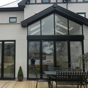 Aluminium Glazing Systems
